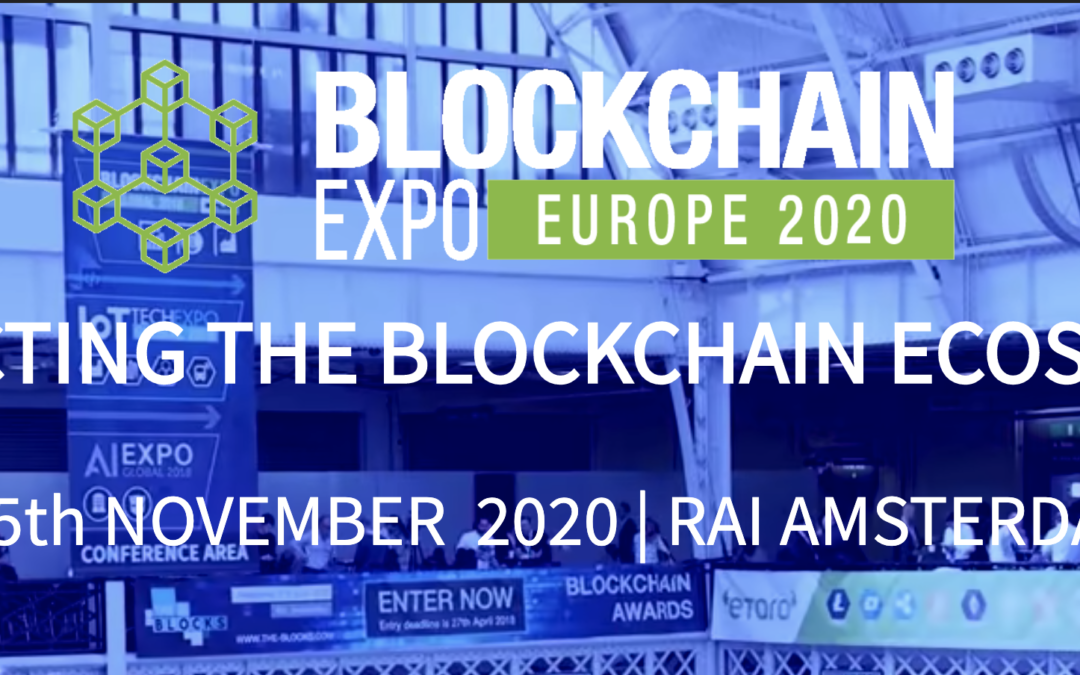 Blockchain Expo Europe 2020